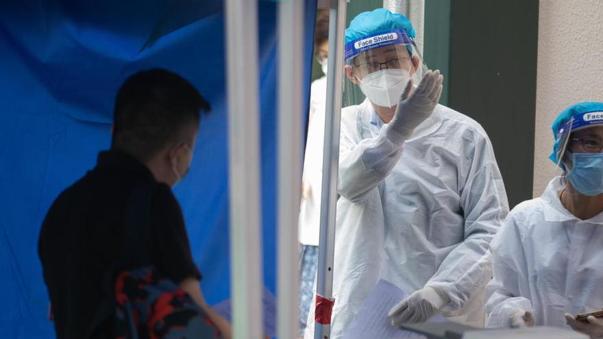China, en alerta tras detectar un posible brote