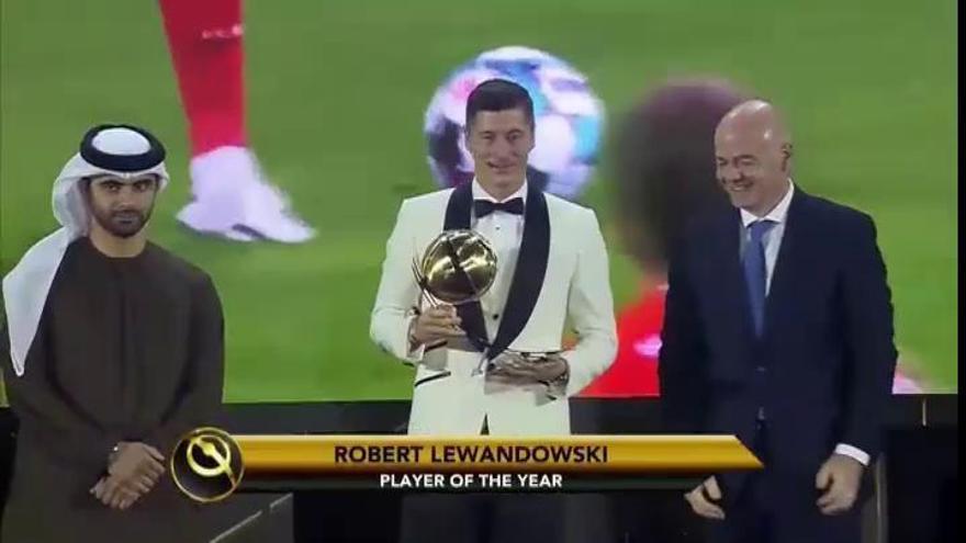 Dubai celebra los Globe Soccer Awards con premios para Guardiola, Piqué, Casillas, Lewandowski y Cristiano Rolando