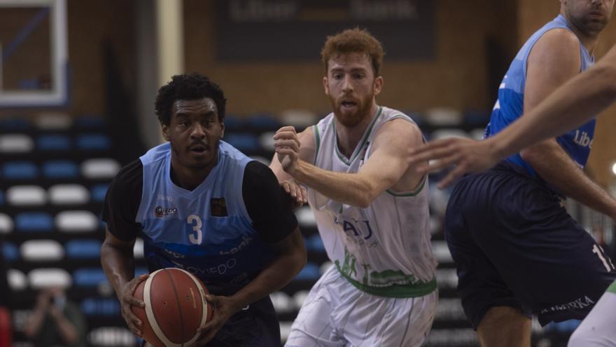 El Liberbank Oviedo Baloncesto se desmorona en Castellón (85-62) y se queda sin factor cancha en el play-off de ascenso