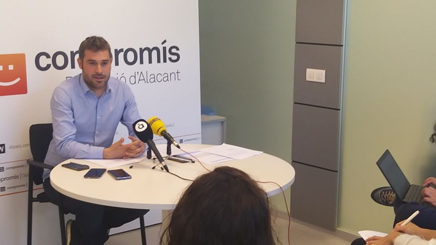 Compromís recurre la moción de censura de Teulada