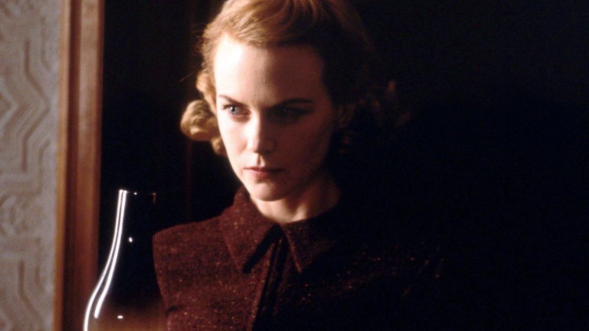 Nicole Kidman en 'Los otros', de Alejandro Amenábar.