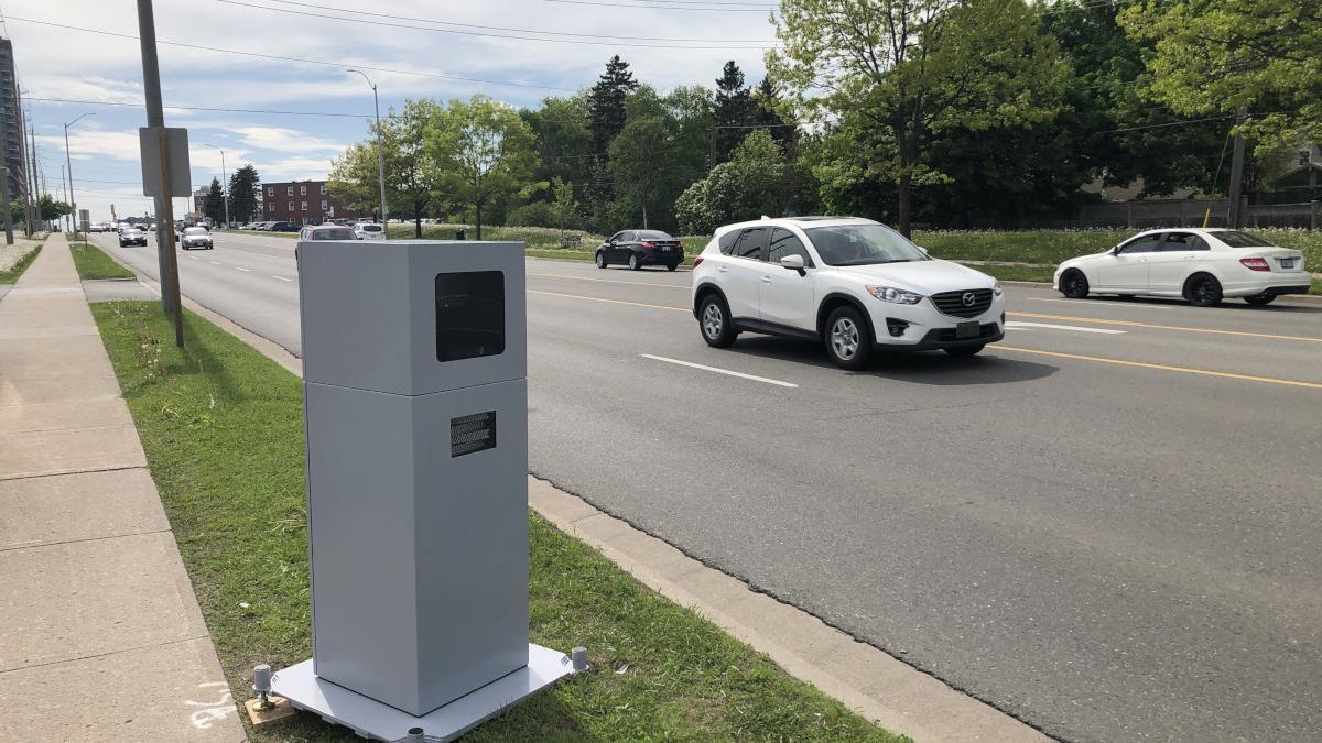 Así se controla el nuevo límite de velocidad en las ciudades