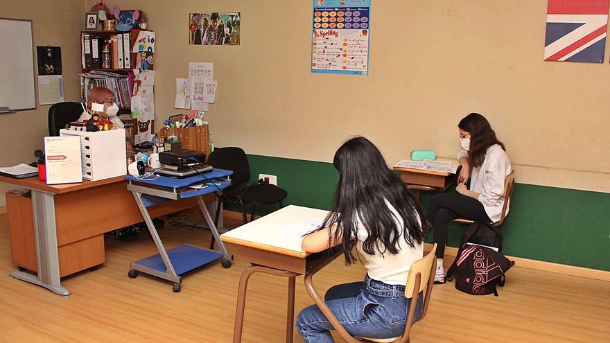 Las academias recuperan su actividad estival tras más de un año de pandemia sanitaria