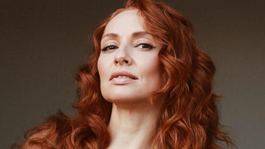 Espectacular desnudo integral de Cristina Castaño por su cumpleaños