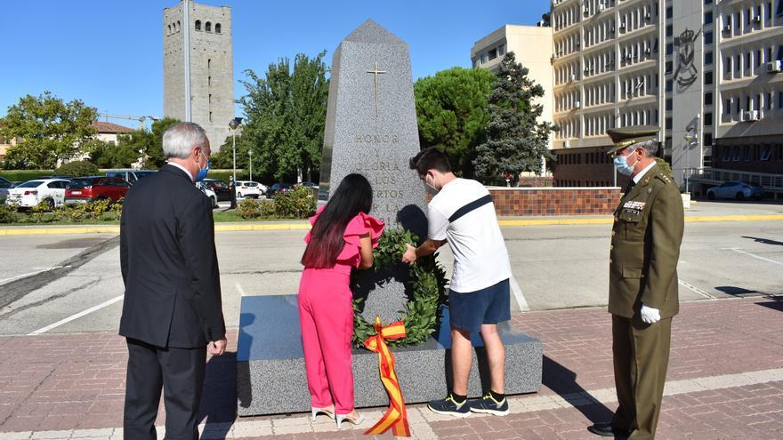La Delegación de Defensa en Aragón celebra su 25º aniversario