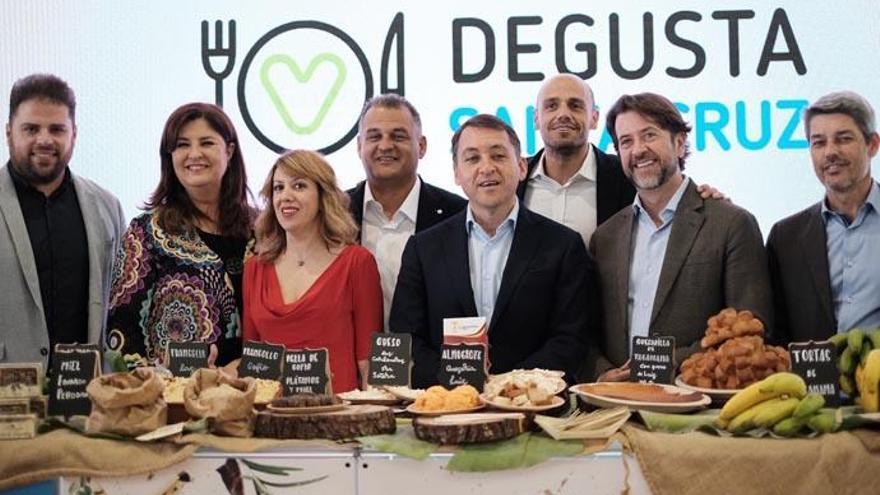 Santa Cruz promociona los atractivos de Anaga en el primer día de GastroCanarias