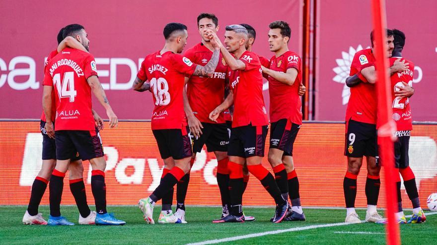 Estos son los horarios del Real Mallorca hasta que termine la Liga