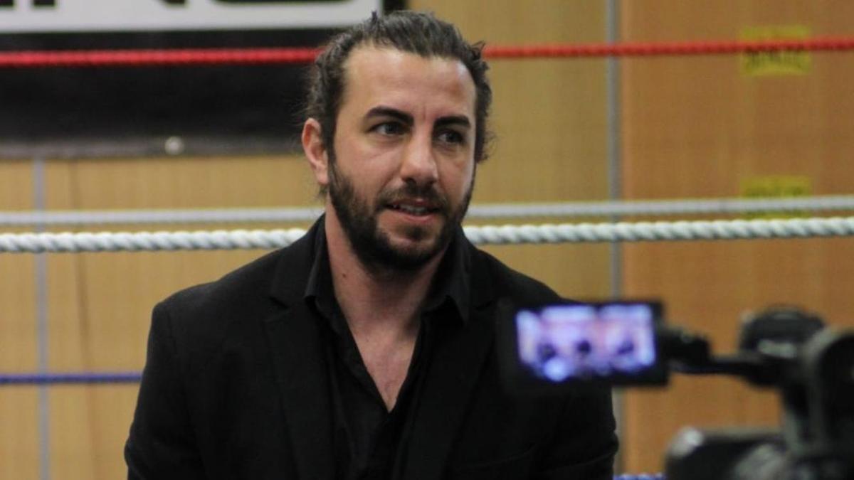 Jorge Sánchez, presidente de la Federación Balear de Boxeo