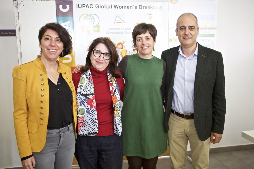 Global Women's Breakfast en la UA