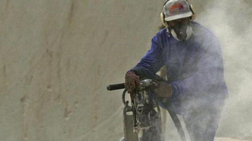 Proponen que los trabajadores de las canteras puedan jubilarse antes