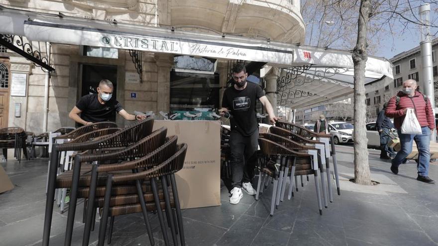 El Bar Cristal de Palma se prepara para reabrir