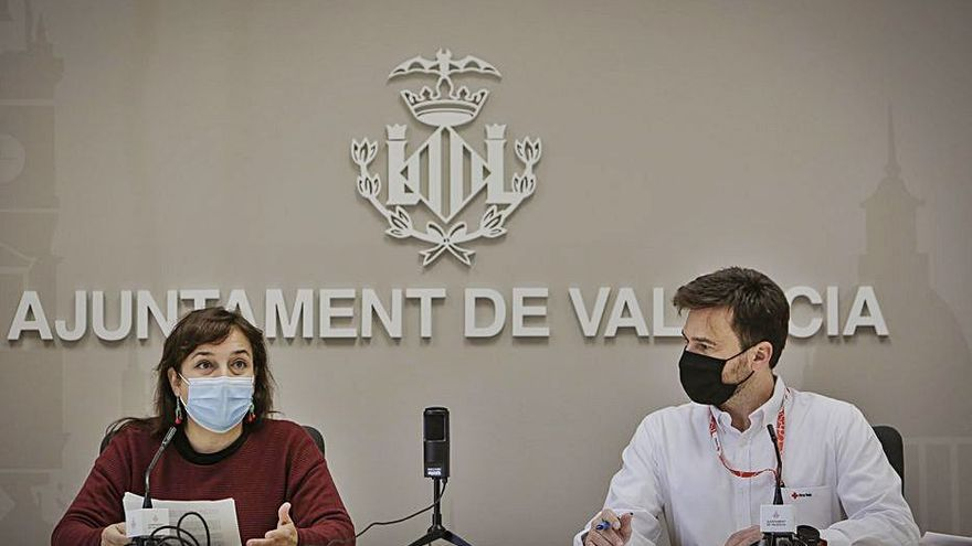 València abrirá un albergue   para sintechos con coronavirus