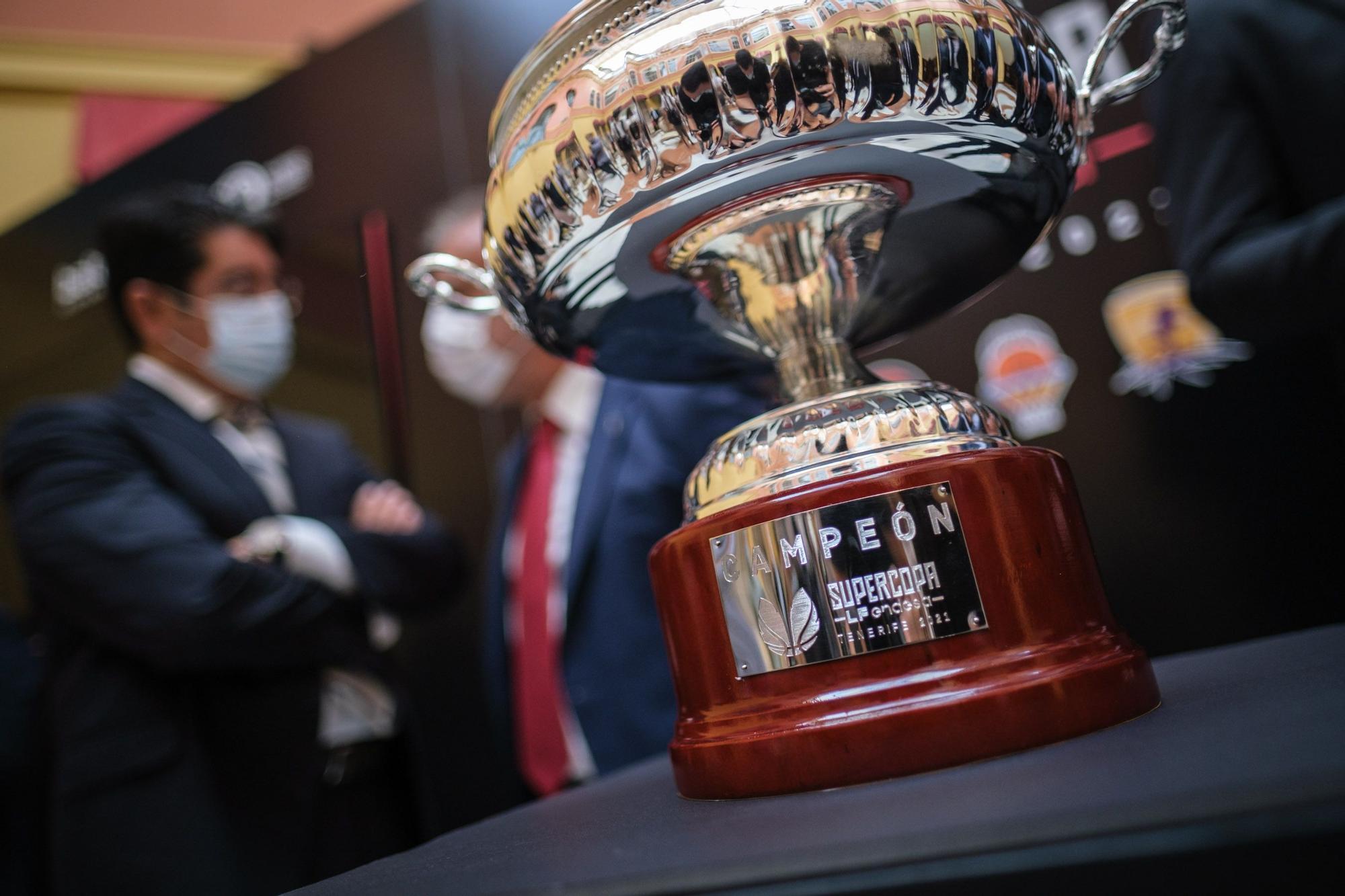 Sorteo de la Supercopa Femenina