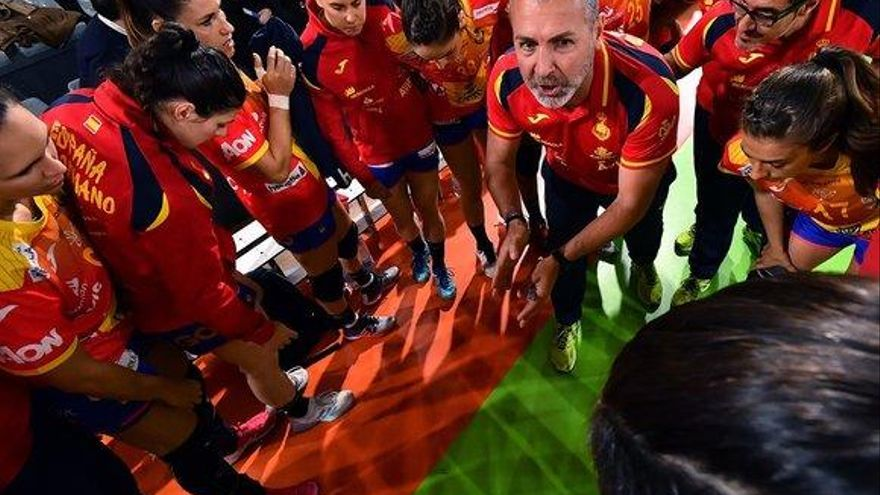 España-Montenegro: el preolímpico de balonmano, a tiro