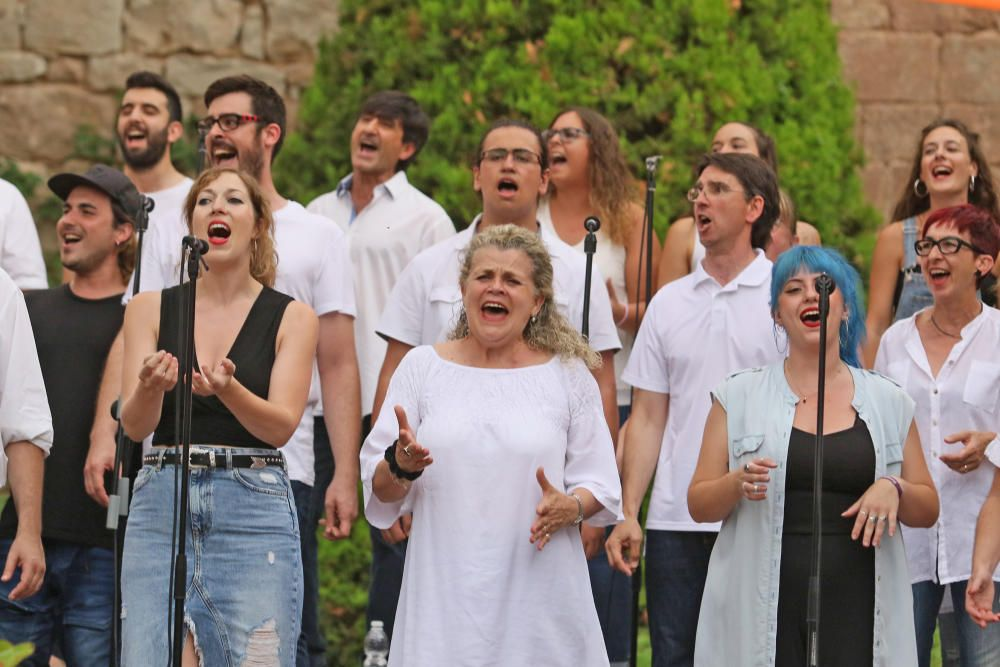 Concert del campus Gospel a Rajadell