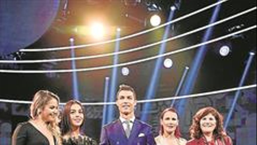 Cristiano, elegido 'The Best'