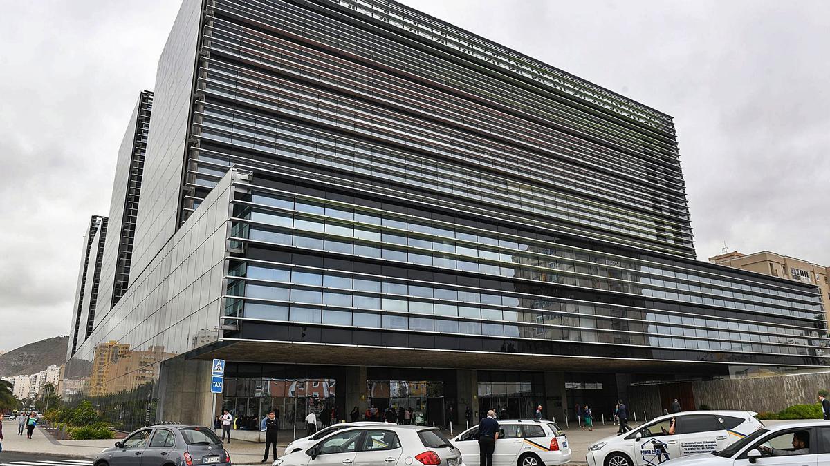 Imagen de la Ciudad de la Justicia, donde se celebrará el juicio.