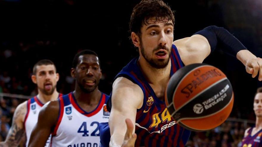 El Barcelona se jugará el pase a la 'Final Four' en Estambul