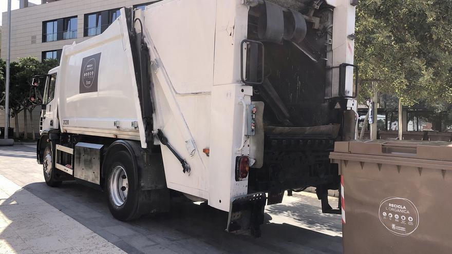 Almassora recoge 10 toneladas de orgánica en el primer mes de servicio