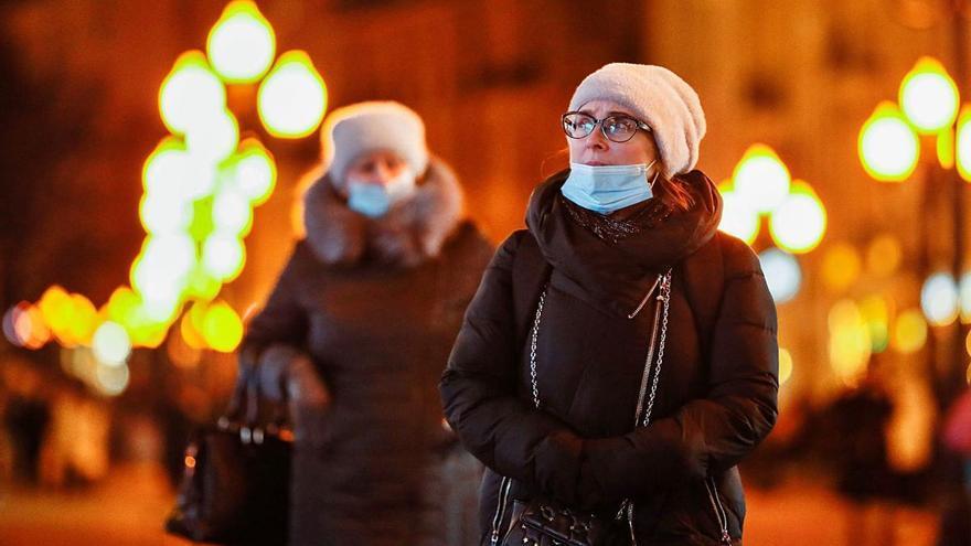 El govern rus silencia els feminicidis