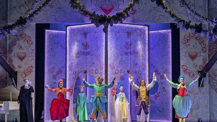 'El tutor burlat' acercará la ópera a 13 municipios  con 'Les Arts Volant'