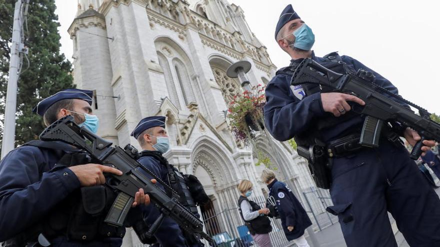 Detenido un posible cómplice del atentado de Niza