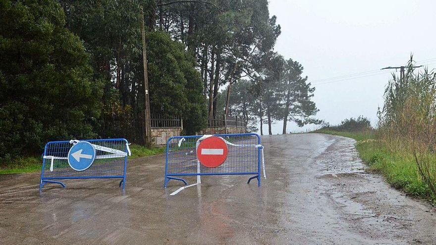 El Concello licita por 98.000 euros el arreglo de la pista de las depuradoras de Tragove