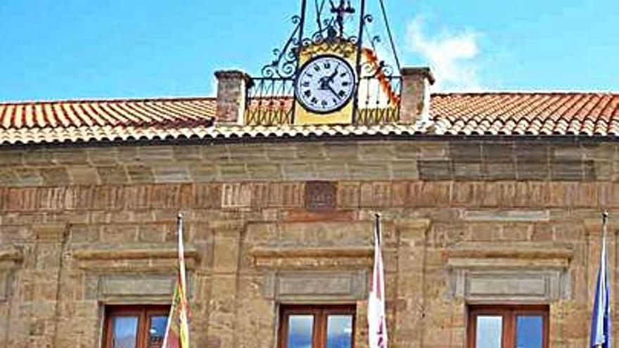 El Ayuntamiento de Benavente se ilumina hoy de morado por el Día del Síndrome de Dravet