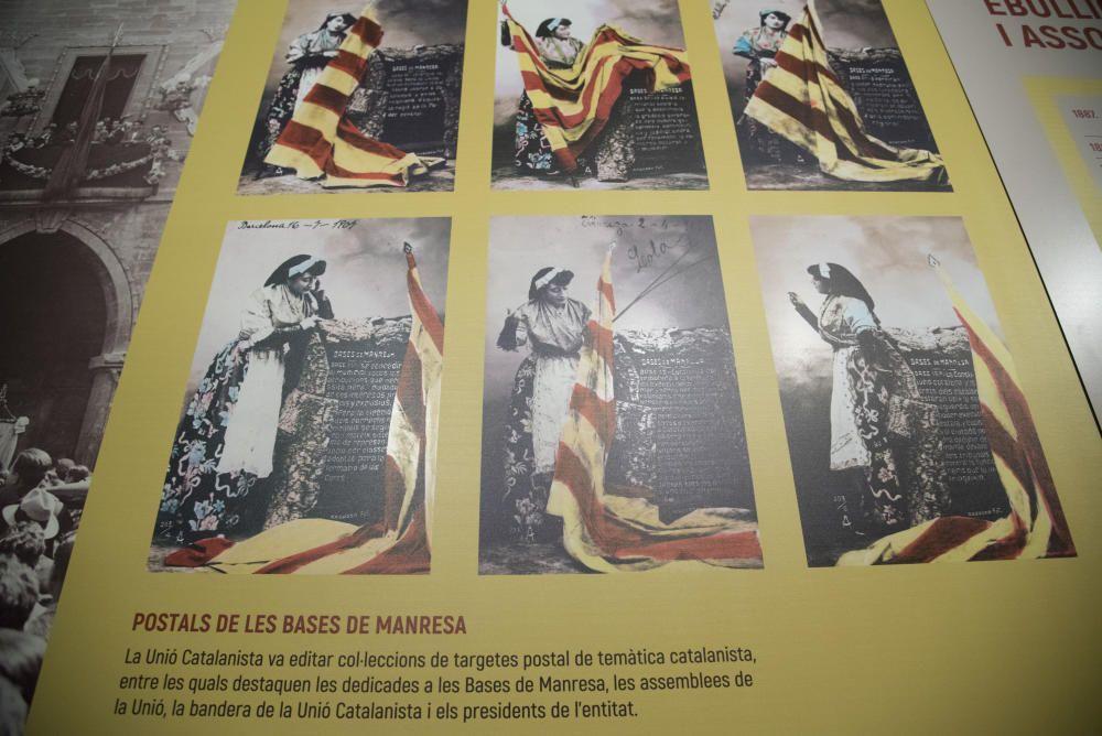 ''Els fonaments del catalanisme polític. Les Bases de Manresa, 125 anys''