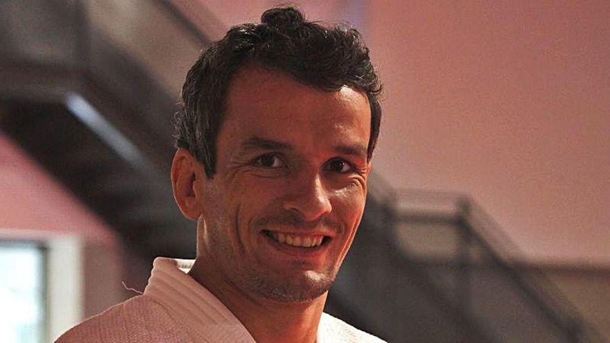 Sugoi Uriarte, confinado en Turquía