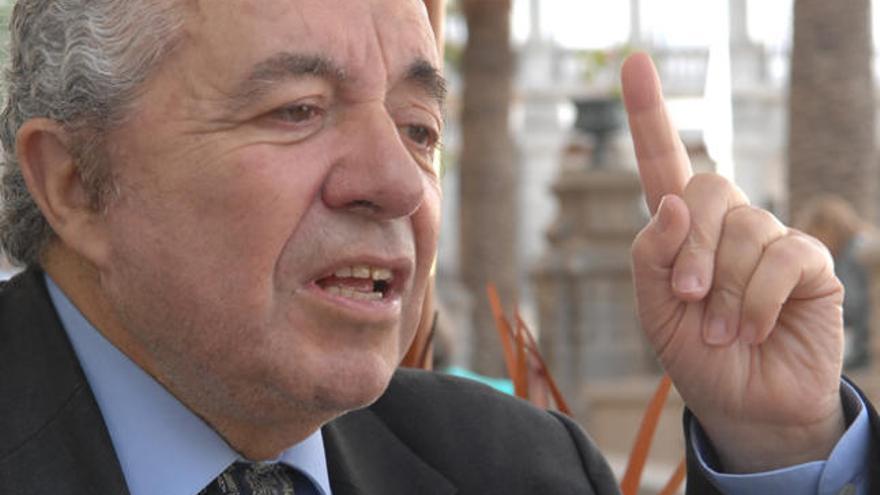 """""""Me he jugado el puesto para poder combatir la corrupción"""""""