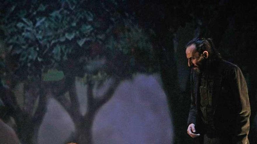 María Adánez llena el Teatro Principal