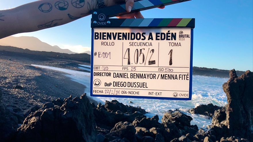 Netflix te llevará a una isla secreta en su nueva serie 'Bienvenidos a Edén'