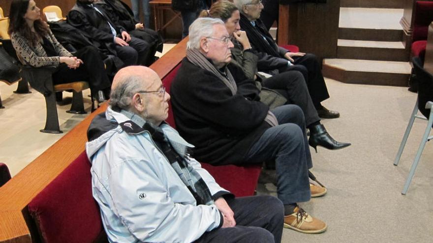 Millet y Montull, a prisión provisional por el caso Palau
