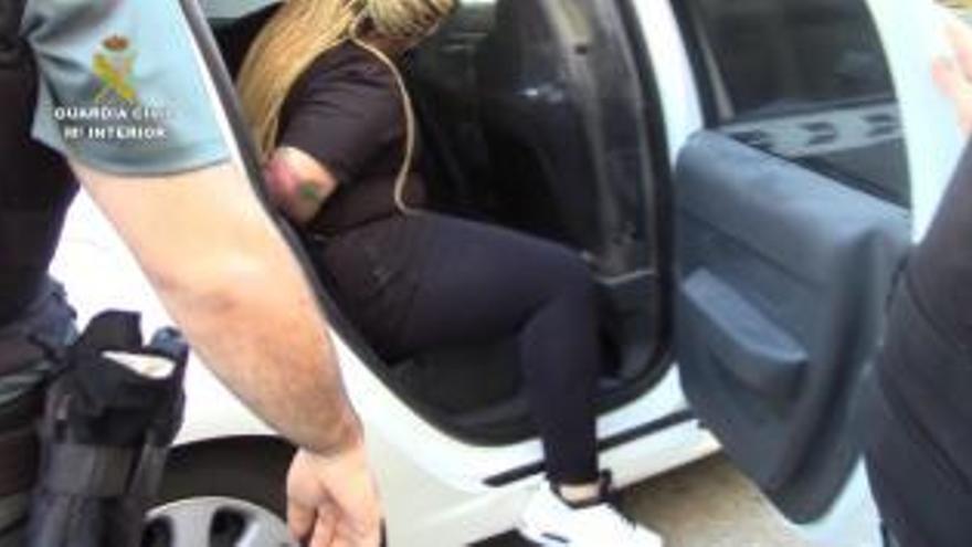 La Guardia Civil desmantela cuatro puntos de venta de droga en Canals y Montesa