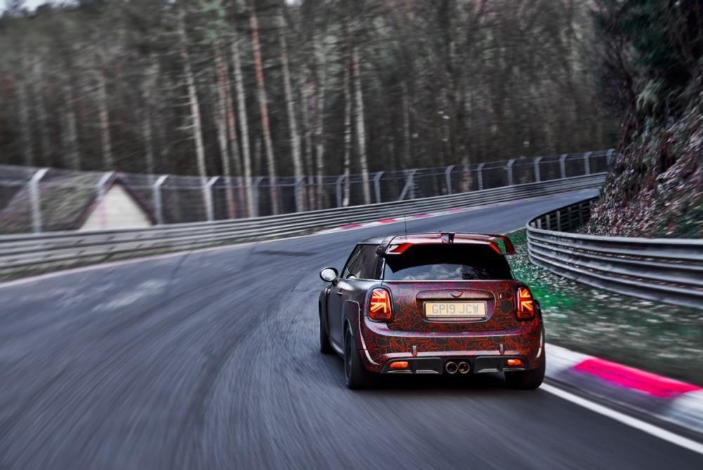 Mini John Cooper Works GP 2020: más rápido