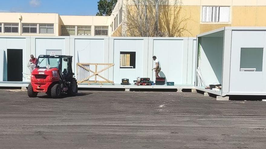 Un 'colegio público' a precio de dos áticos en la zona Sensal de Castelló