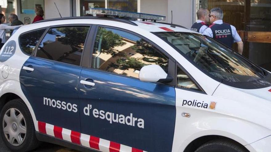 Detenido un joven de 29 años por herir de una cuchillada a su madre en Lérida