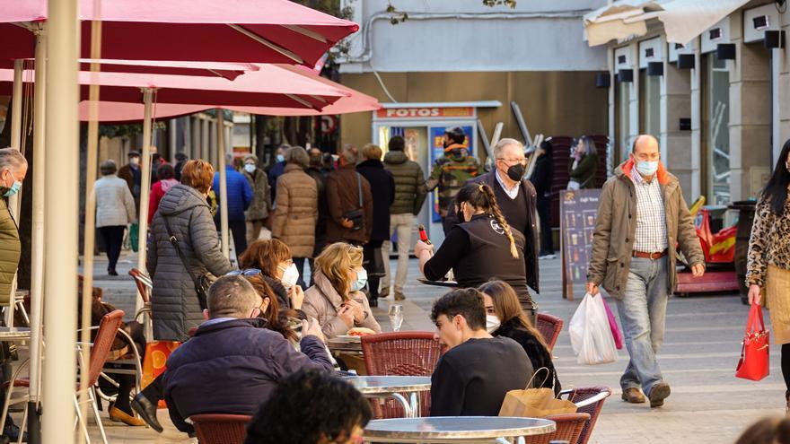 La hostelería de Castelló no pagará tasas de ocupación de vía pública hasta, al menos, final de diciembre