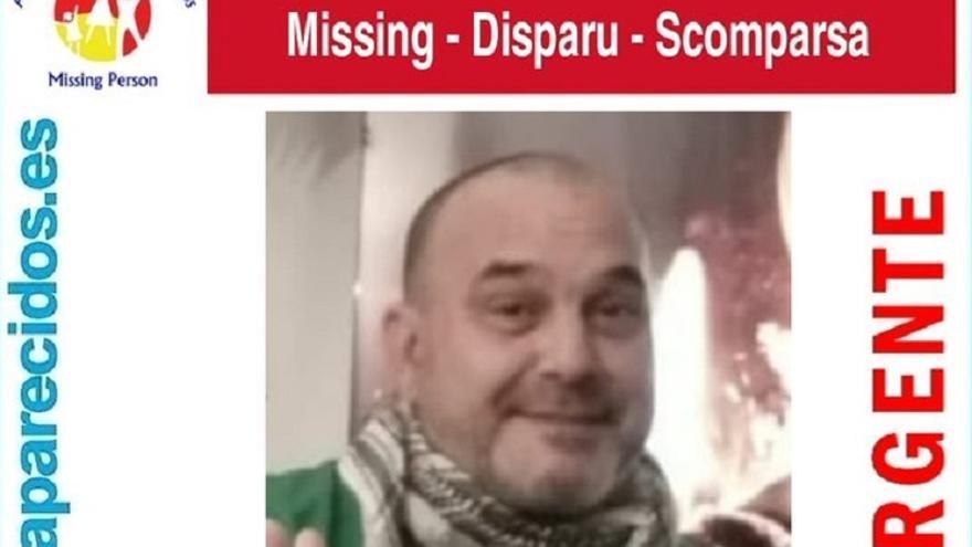 Localizan al hombre de mediana edad desaparecido en Málaga