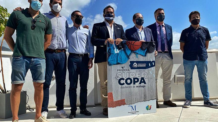 El CB Marbella y el CAB Estepona jugarán la final de la I Supercopa Diputación