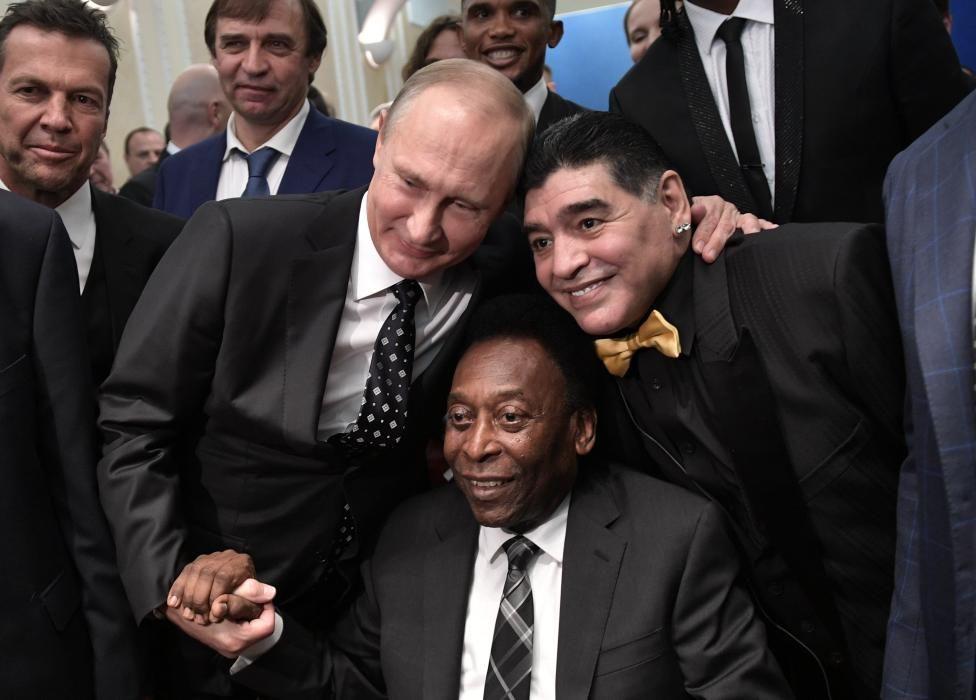 Sorteo para el Mundial de Rusia 2018