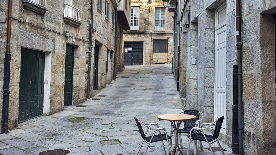 El 'modelo Carballiño' restringe la vida social en Ribadavia y perdura en el área de Ourense