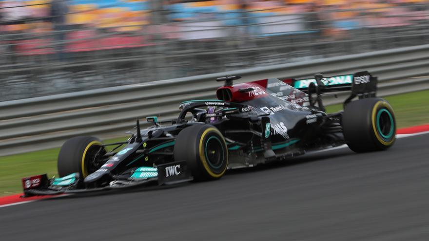 Horario y dónde ver la clasificación del GP de Turquía de Fórmula 1