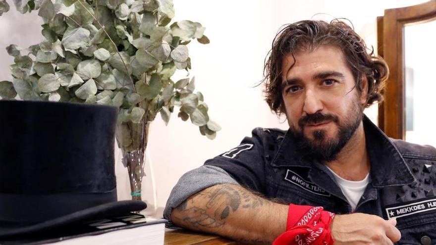 """Antonio Orozco: """"La crítica barata me tiene harto"""""""