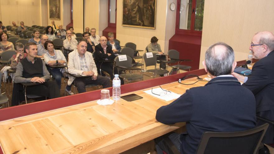 El Fòrum Ignàgora torna amb noves xerrades els quatre dimecres de març