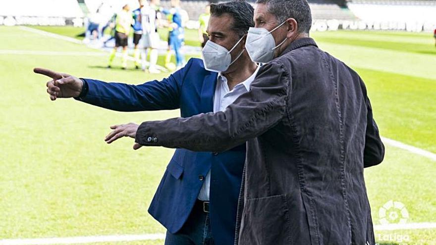 Garrido: «No hace falta alabar al rival para darle más valor a la victoria»