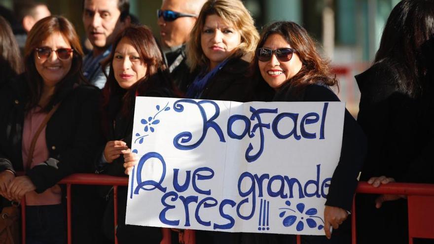 """""""A Ecuador  lo salvaron aquellos que expulsó su tierra"""""""