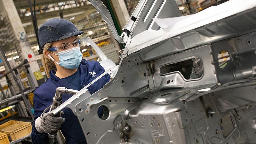 Así es la ek-9, la quinta silueta que consolida Vigo como la mayor fábrica de furgonetas del mundo