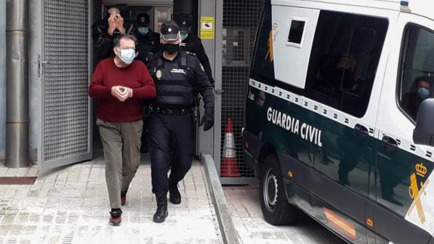 'Buchaga Gofre', la operación que arrancó en Ferrol y acabó salpicando a O Salnés